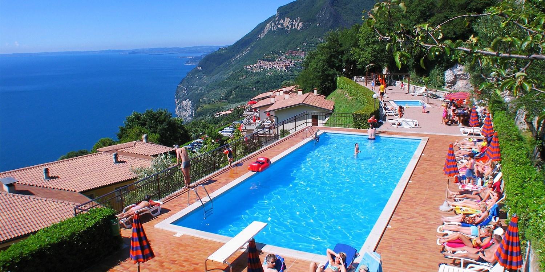 Hotel Residence La Rotonda -- Tignale, Italien