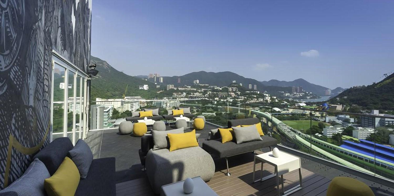 Ovolo Southside -- Wong Chuk Hang, Hong Kong