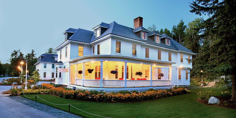 Omni Bretton Arms Inn -- Bretton Woods, NH