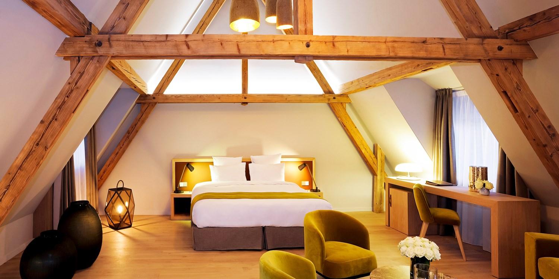 5 Terres Hotel & Spa Mgallery by Sofitel -- Barr, Frankreich