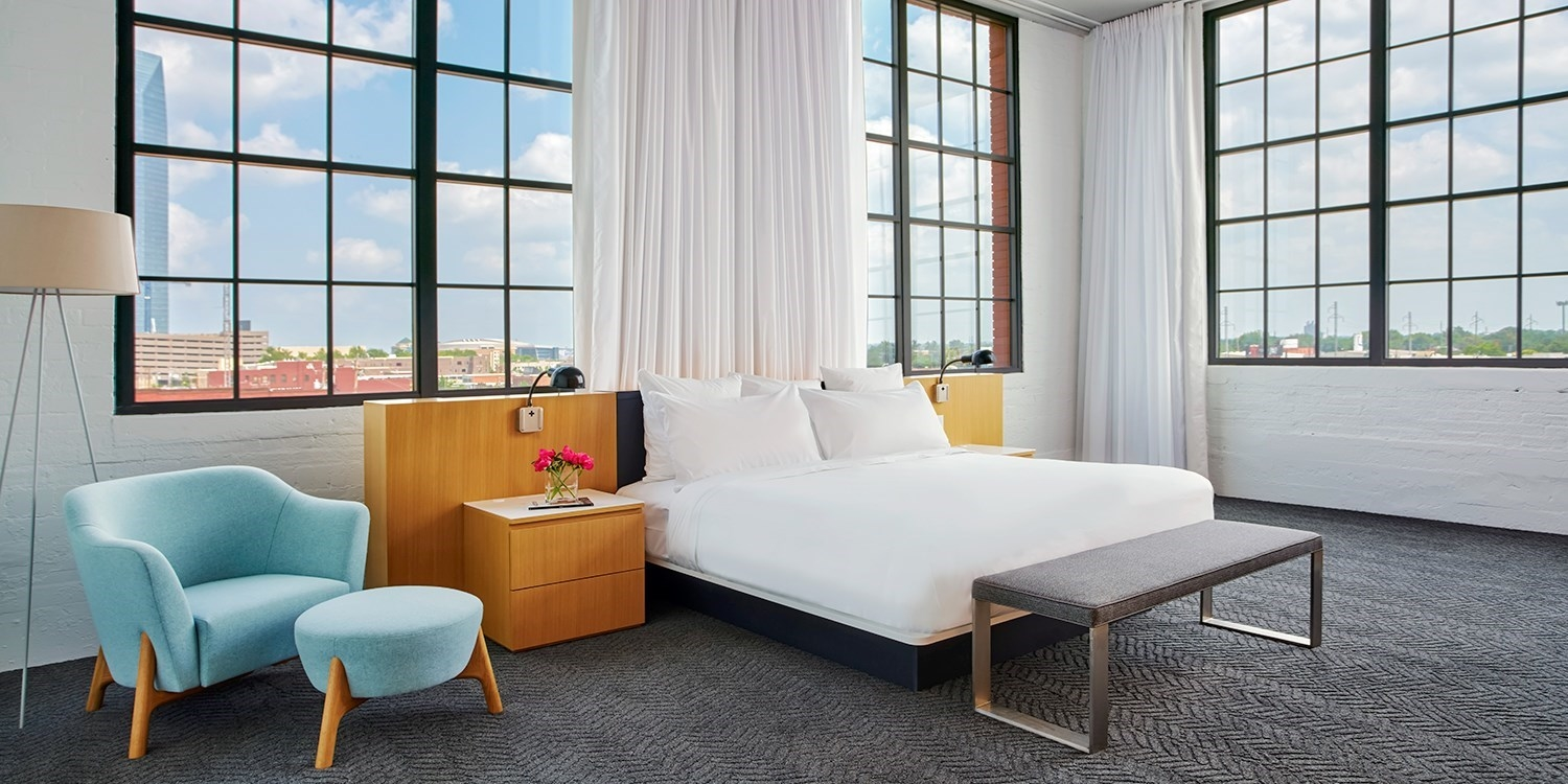 £109 – Oklahoma City's 21c: Best New Hotel in the World, 40% Off -- Oklahoma City, OK