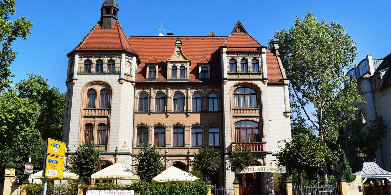 Hotel Artushof -- Dresden