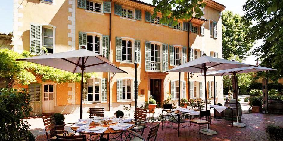 Hostellerie de l'Abbaye de La Celle -- La Celle, France