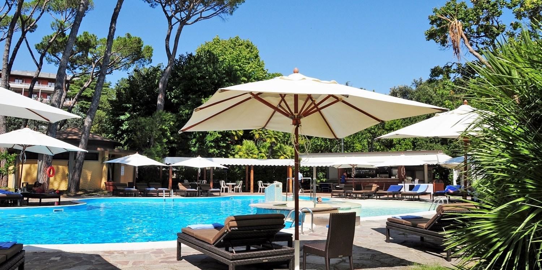 Grand Hotel & La Pace -- Montecatini Terme, Italy