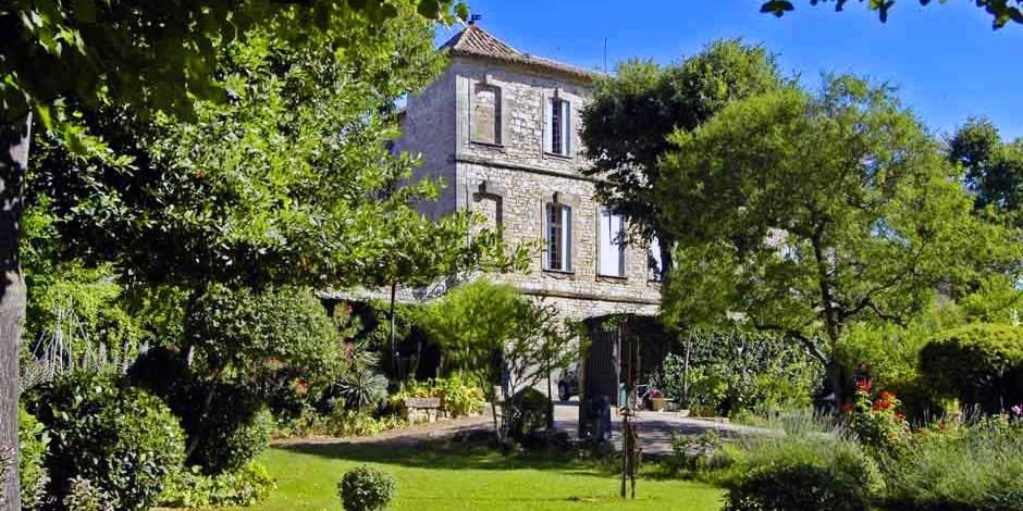 Château d'Arpaillargues -- Provence, France