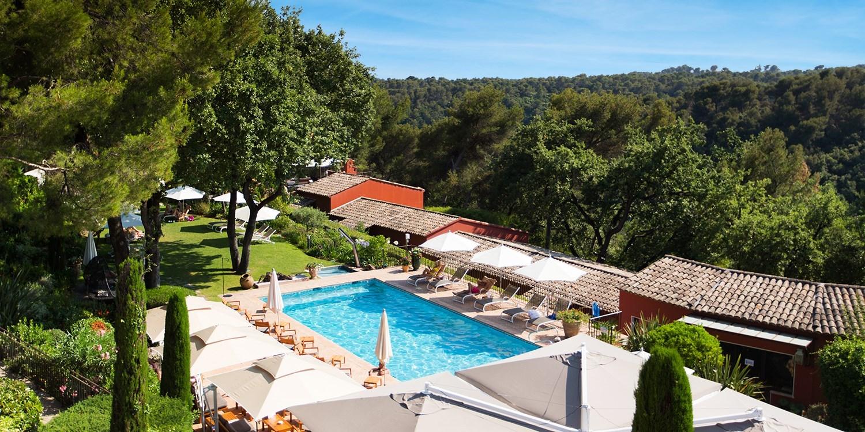 Hôtel Spa & Restaurant Cantemerle -- Vence, France
