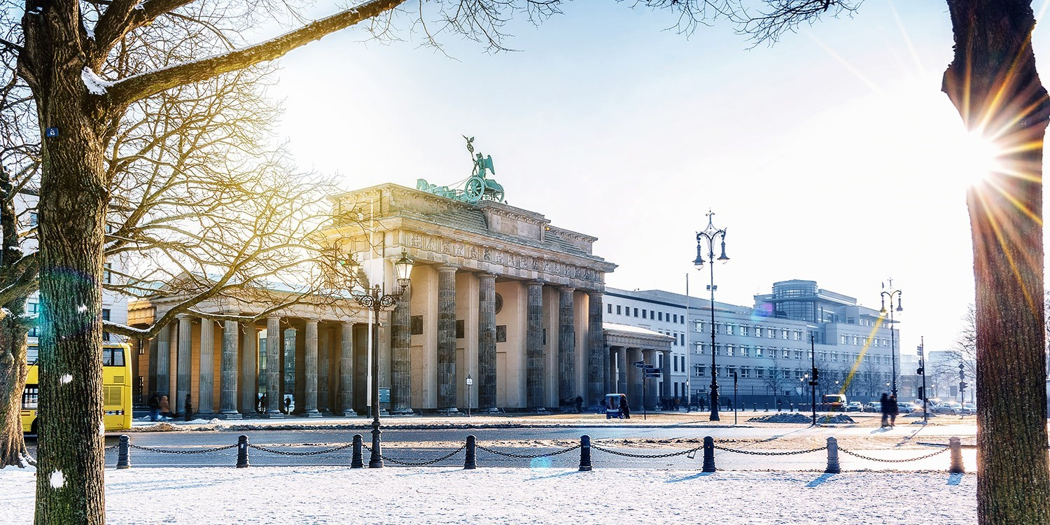 £60 & up – Central Berlin stay w/breakfast, save up to 36% -- Berlin