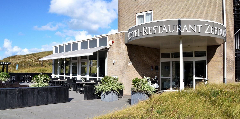 Fletcher Hotel-Restaurant Zeeduin -- Nordsee