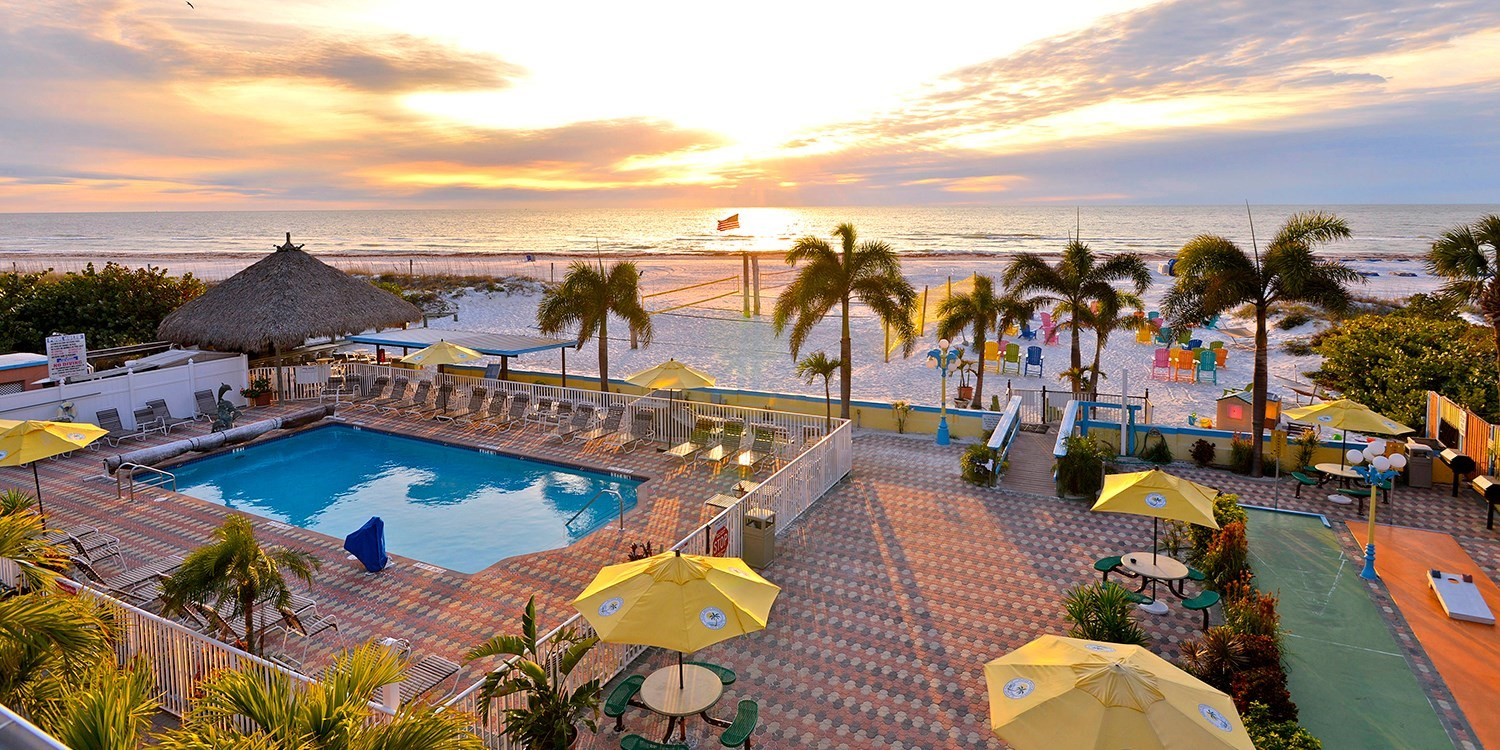 $133 & up – St. Pete Beach Suites, up to 20% Off -- St. Pete Beach, FL