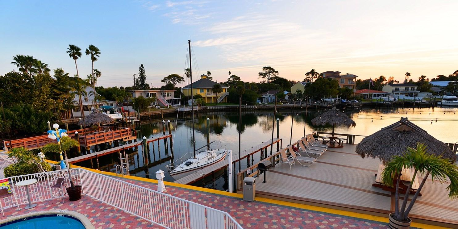 Bay Palms Waterfront Resort - Hotel and Marina -- St. Pete Beach, FL