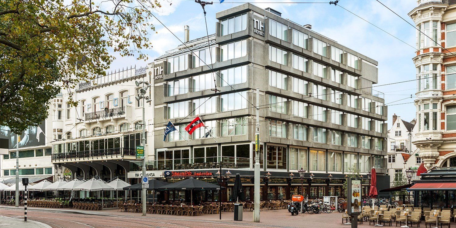 $140 & up – Central Amsterdam stay with breakfast, 49% off -- Amsterdam, Netherlands
