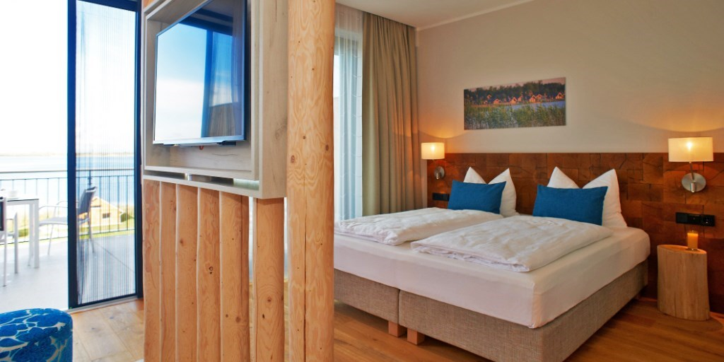 $98 & up – Lake Gröberner: new 4-star hotel stay, 34% off -- Muldestausee, Germany