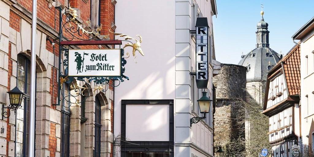 Hotel zum Ritter Fulda -- Hessen, Germany