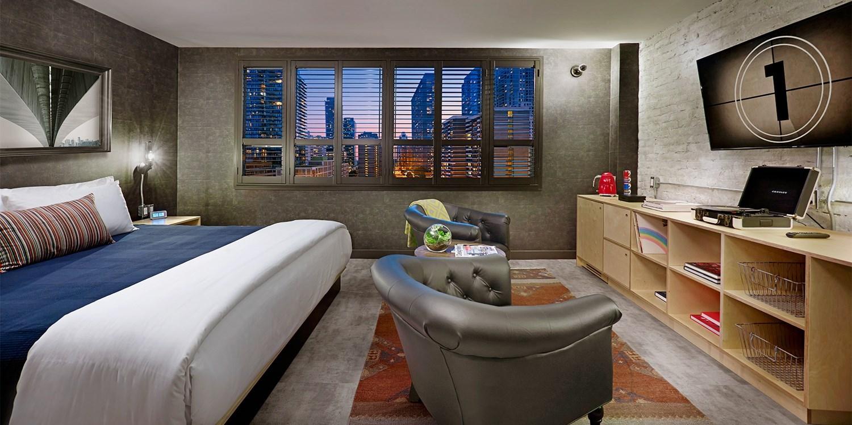 £111 – Stylish New Toronto Hotel, Reg. £180 -- Toronto, Canada