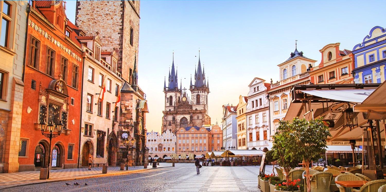 Wishlist Old Prague Residences -- Prague, Czech Republic
