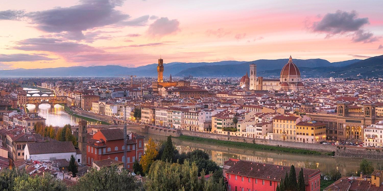 ab 105€ – Florenz erleben im schicken Loft-Hotel, -45% -- Florenz, Italien - Firenze-Peretola (FLR)