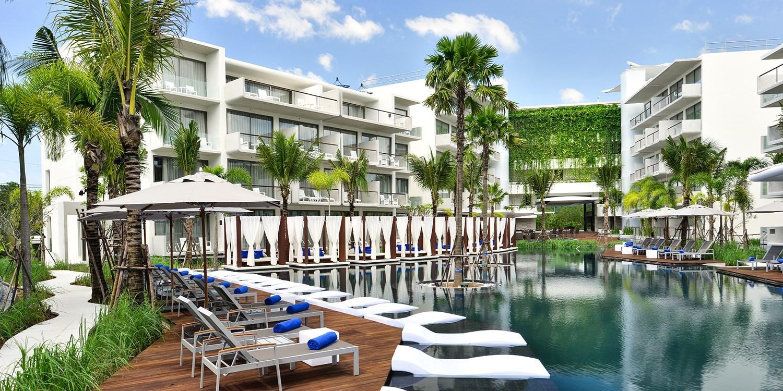 $2,091 – 免費升級池畔豪華客房 布吉 Dream Phuket Hotel & Spa 3 晚住宿 -- 布吉, 泰國