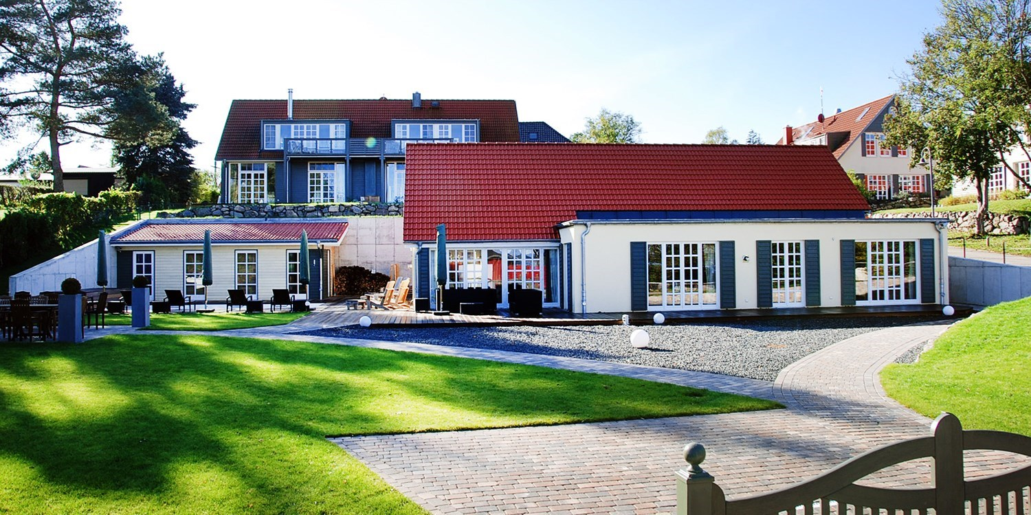 $481 & up – Germany: 2-night suite stay w/bubbly, save 42% -- Mecklenburg-Vorpommern, Germany