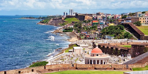 $795 & up -- Puerto Rico 4-Star Escape incl. Air & Transfers