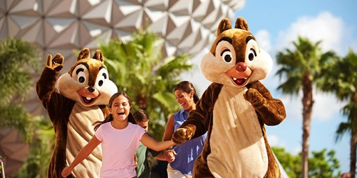 $715 & up -- Disney Vacations w/Air and Theme Park Tickets