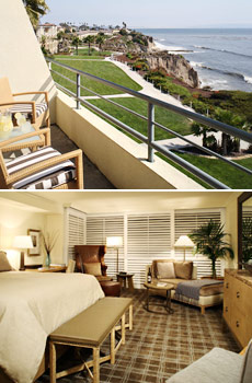 Top: Oceanview Room<br>Bottom: Partial Oceanview Room <br>