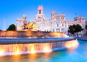 Madrid, ciudad Vueling