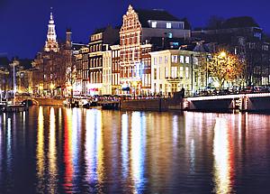 Gran Canal de Ámsterdam