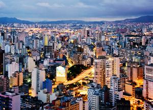 'Skyline' de Sao Paulo