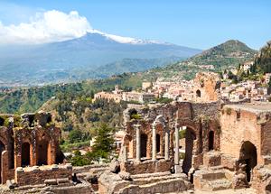 Ruinas grecorromanas