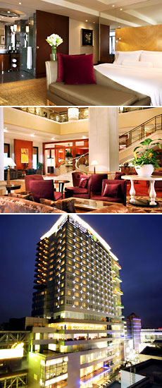 Westin Bund Center<br>Sheraton Shanghai Hongqiao <br>Four Points by Sheraton Shanghai<br>