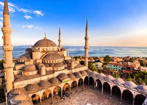 Basílica de Santa Sofía en Estambul