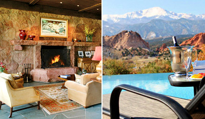 $99 - Garden of the Gods Club Retreat for 2 (Reg. $209)