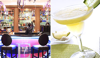 19€ -- Bar chic : 2 cocktails + amuse-bouches, valeur 40€