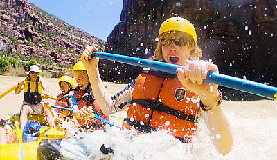 $49 - Whitewater Rafting Adventure w/Lunch & Gear, Reg. $96
