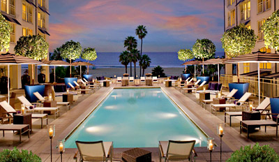 $199 - 4-Star Santa Monica Beach Escape w/Poolside Lunch