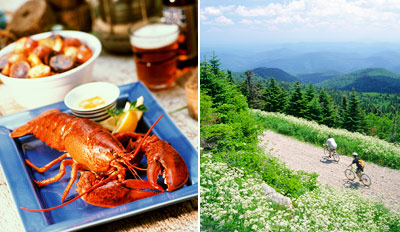 $99 - Vermont Getaway w/Lobster Dinner for 2, incl. Weekends