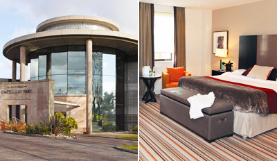 £39 -- Deluxe Cheshire Hotel w/£15 Room Credit, over 60% Off