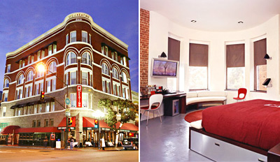 $189 - San Diego 4-Star Gaslamp Quarter Escape w/$50 Credit