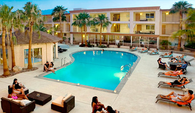 $99 - Desert Hot Springs Getaway w/Dinner or $50 Credit
