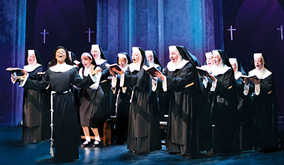 $60 - Musical Comedy 'Sister Act' on Broadway, Reg. $99