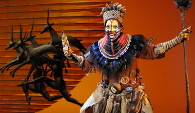 $25 & up -- 'Lion King' Presale incl. All Dates & Sections