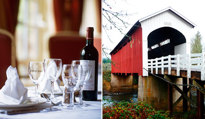 $119 - 2-Night Oregon Wine Country Escape w/$80 Dinner for 2