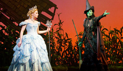 $53 - Orchestra Seats for 'Wicked' in Schenectady, Reg. $85