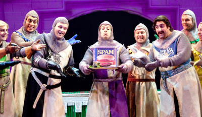 $50 - This Week: 'Monty Python's Spamalot' in SF, Reg. $100