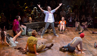 $50 - All Seats for Broadway's 'Godspell,' Reg. $135