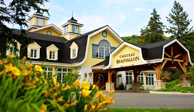 $129 - Mont-Tremblant 4-Star Chateau Escape, Reg. $249