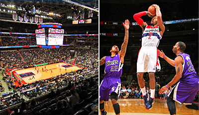 $22 & up - Washington Wizards Presale: 2012-2013 Season