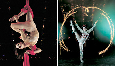 $40 - Next Week: Cirque du Soleil in Baltimore, Reg. $60