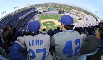 $10 - Memorial Day: LA Dodgers vs. Brewers, Half Off