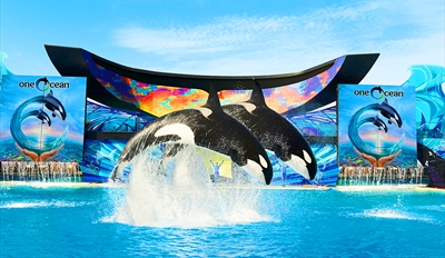 SeaWorld California